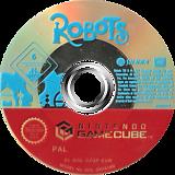 Robots GameCube disc (GZQP7D)