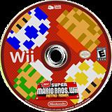 New Super Mario Bros. Wii Retro Remix CUSTOM disc (MRRP01)