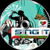 SingIt Portugal Hits Summer Party CUSTOM disc (PT2PSI)