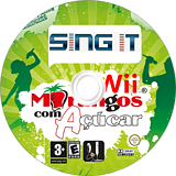 Sing IT Portugal Hits - Morangos com Açucar CUSTOM disc (PT3PSI)