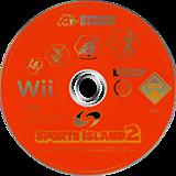 Sports Island 2 Wii disc (R2SP18)