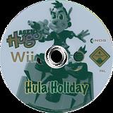 Agent Hugo: Hula Holiday Wii disc (R3HP6Z)