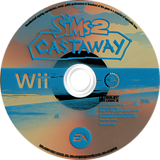 The Sims 2: Castaway Wii disc (R42P69)