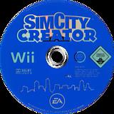 SimCity Creator Wii disc (R4CP69)