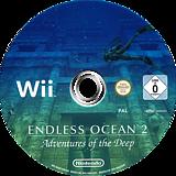 Endless Ocean 2: Adventures of the Deep Wii disc (R4EP01)