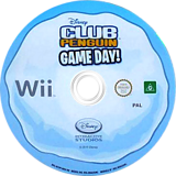 Club Penguin: Game Day! Wii disc (R59P4Q)