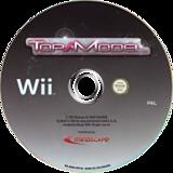 Top Model Wii disc (R6MXMR)