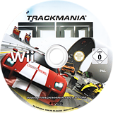 TrackMania Wii disc (R6RPHH)
