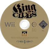 King of Clubs Wii disc (R6VPGN)