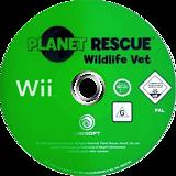 Planet Rescue: Wildlife Vet Wii disc (R8VP41)