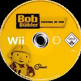 Bob the Builder: Festival of Fun Wii disc (R9BPMT)
