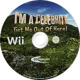 I'm a Celebrity...Get Me Out of Here! Wii disc (R9CPMR)