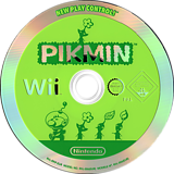 Pikmin Wii disc (R9IP01)