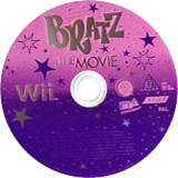 Bratz: The Movie Wii disc (RB9P78)