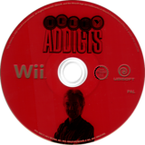 Telly Addicts Wii disc (RBCP41)