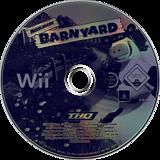 Barnyard Wii disc (RBYP78)
