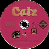 Catz Wii disc (RC3P41)