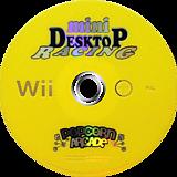 Mini Desktop Racing Wii disc (RCEXUG)