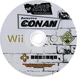 Case Closed: The Mirapolis Investigation Wii disc (RCOPNP)