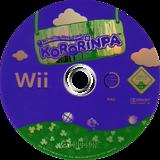 Kororinpa Wii disc (RCPP18)