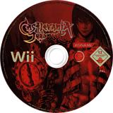 Castlevania Judgment Wii disc (RDGPA4)