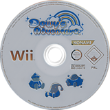Dewy's Adventure Wii disc (RDRPA4)