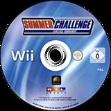 Summer Challenge:Athletics Tournament Wii disc (RE6PRT)