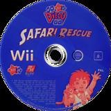 Go, Diego, Go! Safari Rescue Wii disc (REQP54)
