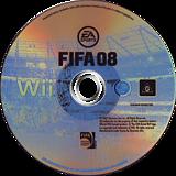 FIFA 08 Wii disc (RF8P69)