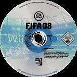 FIFA 08 Wii disc (RF8Y69)