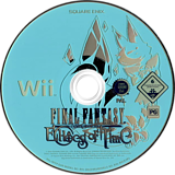 Final Fantasy Crystal Chronicles: Echoes of Time Wii disc (RFFPGD)