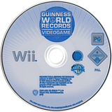 Guinness World Records: The Videogame Wii disc (RG5PWR)