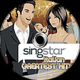 SingItStar Italian Greatest Hits CUSTOM disc (RGHPOH)