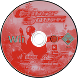 Ghost Squad Wii disc (RGSP8P)