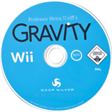Professor Heinz Wolff's Gravity Wii disc (RHEPKM)