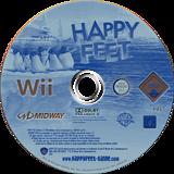 Happy Feet Wii disc (RHFP5D)