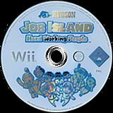 Job Island: Hard Working People Wii disc (RHKP18)