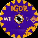 Igor: The Game Wii disc (RIBPKM)