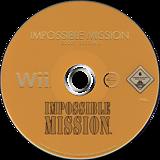 Impossible Mission Wii disc (RIMP6M)