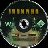 Iron Man Wii disc (RIRP8P)
