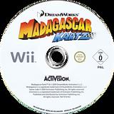 Madagascar Kartz Wii disc (RJHP52)