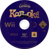 Cranium Kabookii Wii disc (RKBP41)