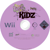 Bratz: Kidz Party Wii disc (RKGPGY)