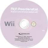 Horse & Pony: My Riding Stables Wii disc (RL2HMN)