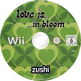 Love is... in bloom Wii disc (RLCP7J)