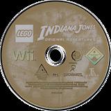 LEGO Indiana Jones:The Original Adventures Wii disc (RLIP64)