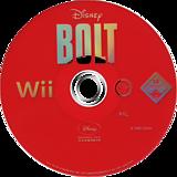 Bolt Wii disc (RLUP4Q)