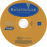 Ratatouille Wii disc (RLWZ78)