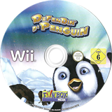 Defendin' De Penguin Wii disc (RLZPXT)