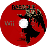 Baroque Wii disc (RM6P99)